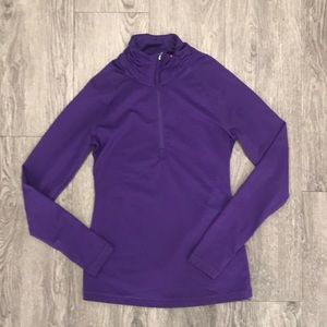 Later 8 Athletic performance quick-dry pullover